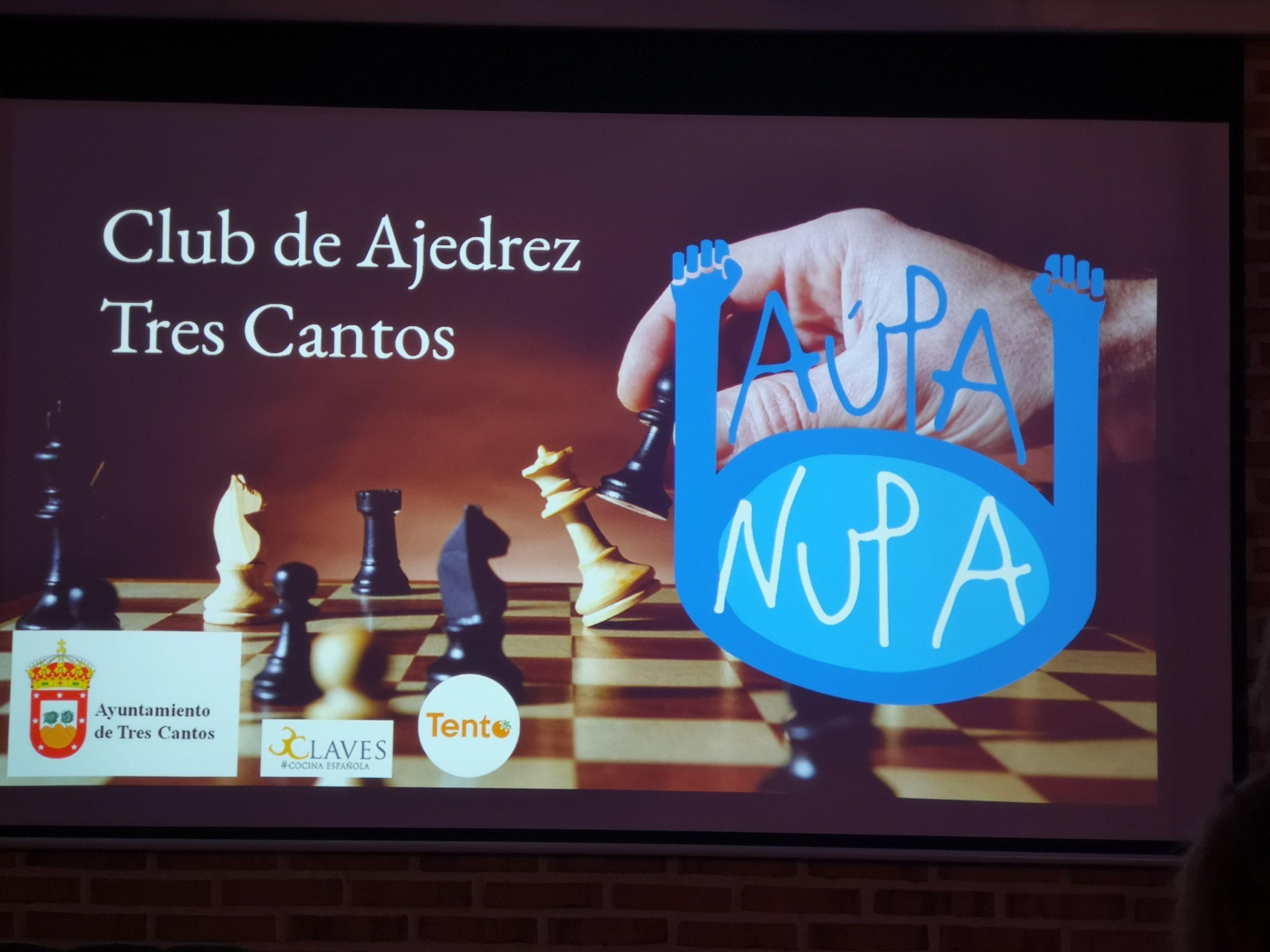 Acto Club de Ajedrez Asociación NUPA